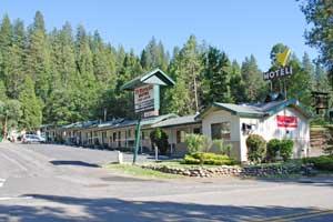 El Dorado Motel Twain Harte Ca