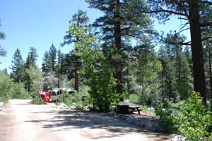 Leavitt Meadow Campground