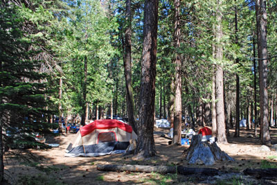 Pinecrest Lake Campground