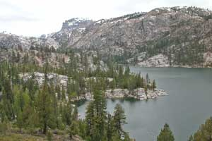 photo of Relief Reservoir